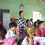 လူငယ် နှင့် ငြိမ်းချမ်းရေး ဆွေးနွေးပွဲ ကျင်းပပြုလုပ်ခြင်း